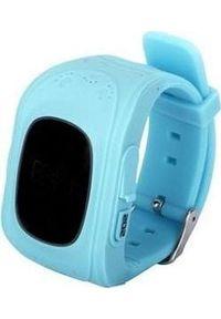 Niebieski zegarek Lark smartwatch