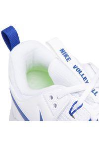 Białe buty treningowe Nike z cholewką, Nike Zoom