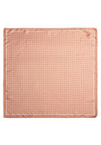 Różowy szalik Elisabetta Franchi