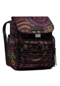 Desigual Plecak 21SAKA08 Kolorowy. Wzór: kolorowy