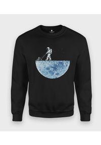 MegaKoszulki - Bluza klasyczna Astronaut. Styl: klasyczny