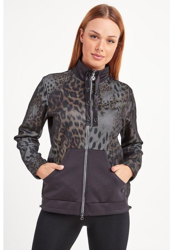 Bluza Sportalm w kolorowe wzory, elegancka