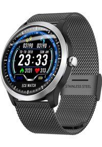 Smartwatch Heures N58 Czarny (1249354976). Rodzaj zegarka: smartwatch. Kolor: czarny