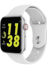 Smartwatch KingWear W34 Biały (1). Rodzaj zegarka: smartwatch. Kolor: biały