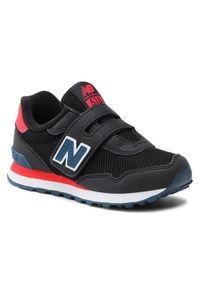 New Balance Sneakersy YV515BA Czarny. Kolor: czarny