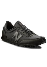 Czarne sneakersy New Balance z cholewką, na co dzień