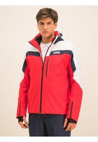Czerwona kurtka sportowa Colmar narciarska