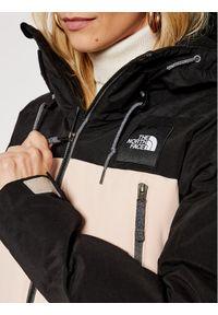 The North Face Kurtka narciarska Pallie NF0A3M17TDE1 Beżowy Regular Fit. Kolor: beżowy