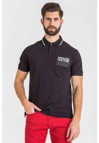 Koszulka polo Versace Jeans Couture polo, elegancka