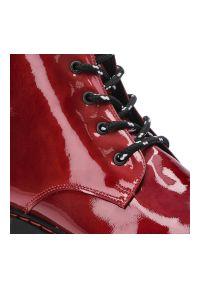 Artiker - Botki ARTIKER 49C0772 Czerwony. Kolor: czerwony