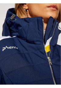 Phenix Kurtka narciarska Dianthus ESA82OT65 Granatowy Regular Fit. Kolor: niebieski. Sport: narciarstwo #4