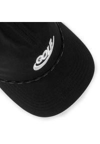 Nike - Czapka z daszkiem NIKE - BV8229 010 Czarny. Kolor: czarny. Materiał: materiał, nylon, elastan