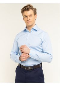 Biała koszula biznesowa Eton