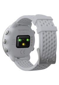 Biały zegarek SUUNTO sportowy