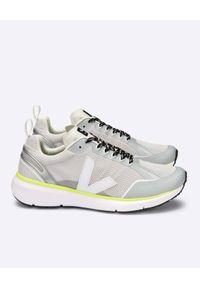 Veja - VEJA - Jasnoszare sneakersy Condor 2. Kolor: szary. Materiał: poliester, guma, materiał. Szerokość cholewki: normalna. Wzór: aplikacja