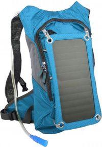 Niebieski plecak POWERNEED