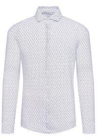 Baldessarini Koszula Henry B3 11000/000/3510 Biały Tailored Fit. Kolor: biały #2