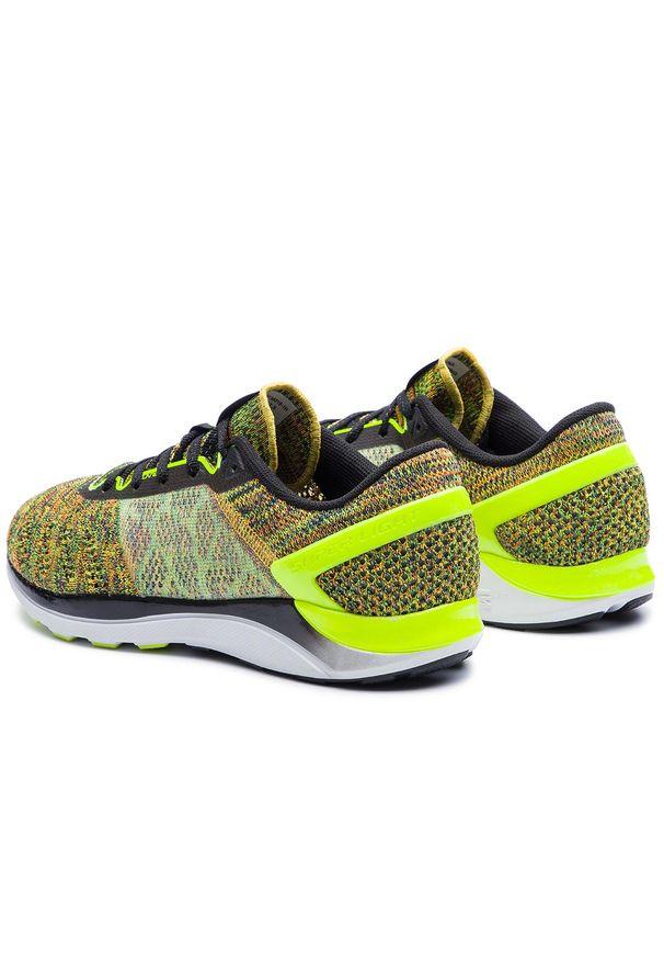 Zielone buty do biegania Li-Ning z cholewką