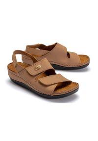Sandały Inblu na rzepy