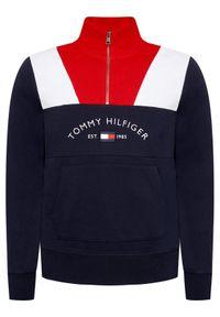Niebieska bluza TOMMY HILFIGER