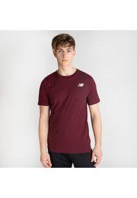 T-shirt New Balance casualowy, krótki, z krótkim rękawem, na co dzień
