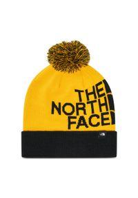 Żółta czapka zimowa The North Face