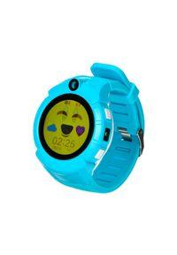Niebieski zegarek GARETT cyfrowy
