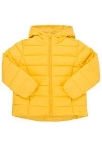 Żółta kurtka zimowa Primigi