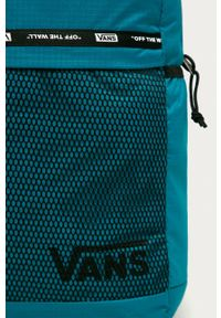 Vans - Plecak. Kolor: niebieski