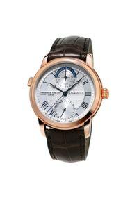 FREDERIQUE CONSTANT RABAT ZEGAREK CLASSICS FC-750MC4H4. Rodzaj zegarka: smartwatch. Styl: klasyczny, elegancki
