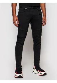 Czarne jeansy Armani Exchange