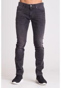 Czarne jeansy JOOP! Jeans w kolorowe wzory