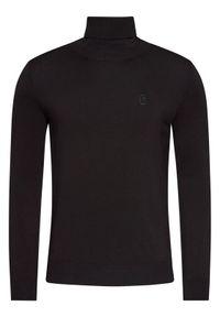 Czarny golf Trussardi Jeans z golfem #5