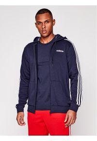 Niebieska bluza Adidas