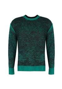 """Diesel Sweter """"K-Conf"""". Okazja: na co dzień. Materiał: wełna. Styl: casual"""