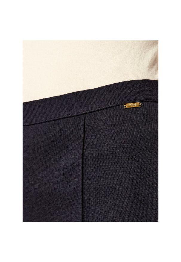 Niebieskie spodnie Luisa Spagnoli