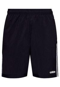 Czarne spodenki sportowe Adidas