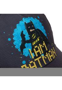 Niebieska czapka z daszkiem LEGO Wear
