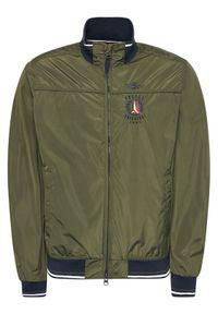 Zielona kurtka przejściowa Aeronautica Militare
