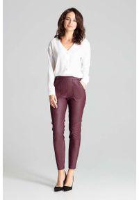 Czerwone spodnie Katrus