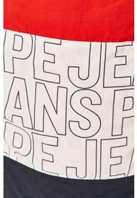 Czerwone kąpielówki Pepe Jeans