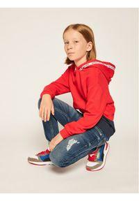 Czerwona bluza Little Marc Jacobs