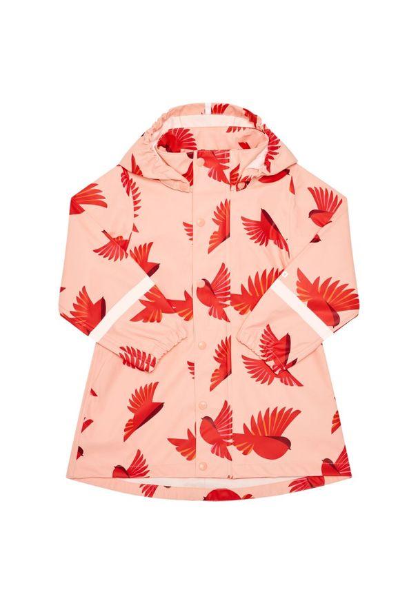 Różowa kurtka przejściowa Reima