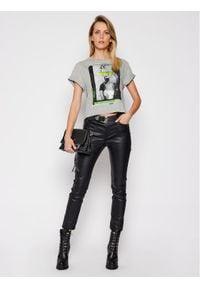Guess T-Shirt W1RI9C JA900 Szary Regular Fit. Kolor: szary