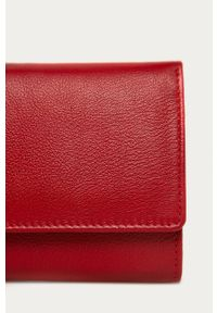 Czerwony portfel Answear Lab