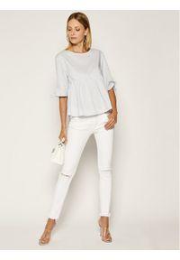 Niebieska bluzka Tommy Jeans