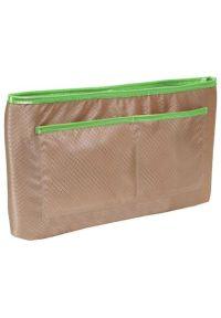 Zielona torba na laptopa MCKLEIN elegancka