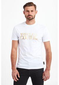 T-SHIRT Versace Jeans Couture. Styl: elegancki