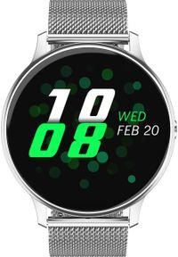 Smartwatch Promis SD25 Srebrny (SD25/2-DT88). Rodzaj zegarka: smartwatch. Kolor: srebrny