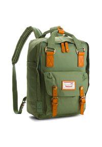 Zielona torba na laptopa Doughnut
